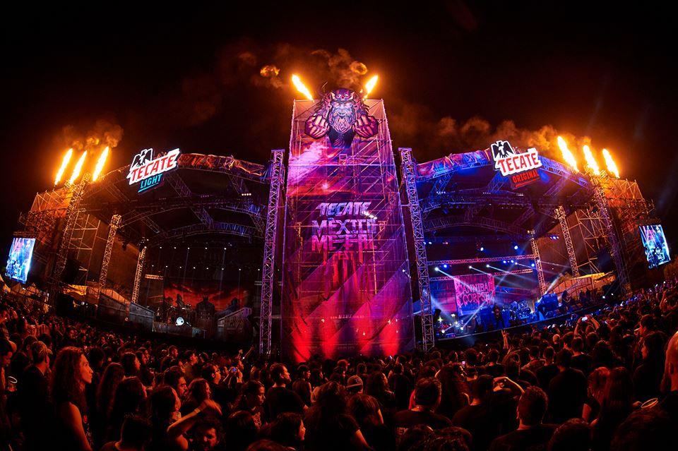 Tecate México Metal Fest III