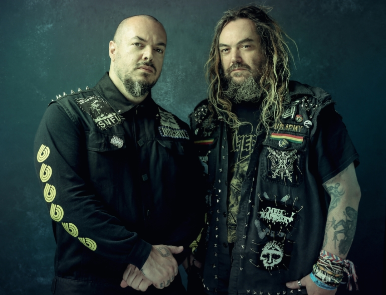 Max & Iggor Cavalera, fundadores de Sepultura regresan a CDMX