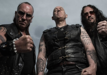 Noche de Black|Thrash con Venom Inc, Lust y Thrashock en la CDMX