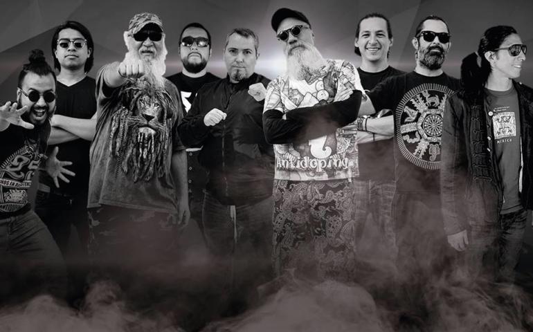 Antidoping lanzó nuevo álbum mezclado por Errol Brown y hacen oficial el regreso de Pepe Grela