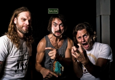 Truckfighters en Sala Puebla, CDMX