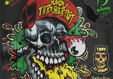Sunday Thrasher Fest Vol. 1 este domingo en CDMX
