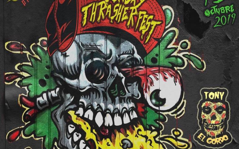 Sunday Thrasher Fest Vol. 1 este domingo en CDMX