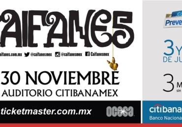 Caifanes • Auditorio Citibanamex • Monterrey, NL