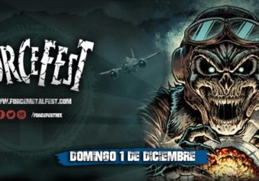 Force Fest 2019 • Deportivo Oceanía • CDMX
