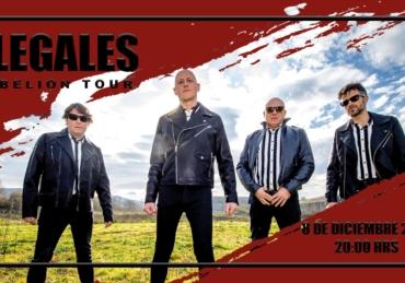 Ilegales • El Plaza • CDMX