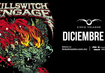 Killswitch Engage • Circo Volador • CDMX