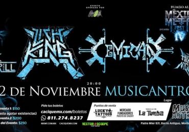 RumboalMxMFIV – Lich King • Musicantro • Monterrey, NL