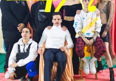 """El rapero mexicano Simpson Ahuevo presenta su colaboración con Robot: """"24/7"""""""