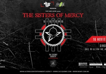 The Sisters Of Mercy • Circo Volador • CDMX