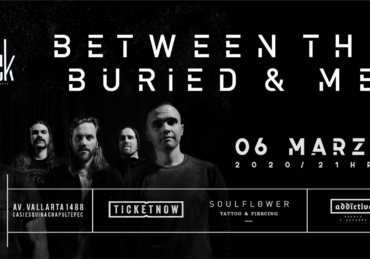 Between the Buried and Me • C3 Stage • GDL
