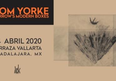 Thom Yorke • Terraza Vallarta • GDL