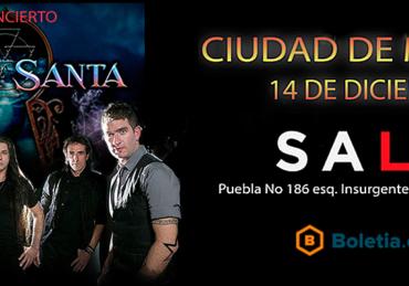 Tierra Santa • SALA Puebla • CDMX