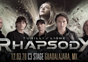 Turilli / Lione Rhapsody • C3 Stage • GDL