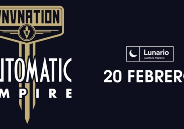 VNV Nation • Lunario • CDMX