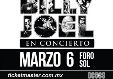 Billy Joel • Foro Sol • CDMX