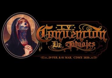 Convención de Tatuajes de la CDMX