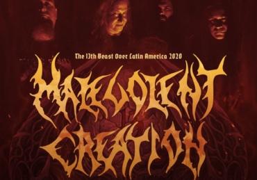 Malevolent Creation • Circo Volador • CDMX