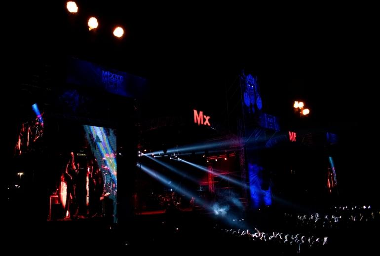 Possessed en el México Metal Fest IV