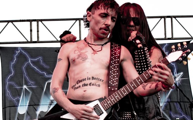 Voltax en el México Metal Fest IV
