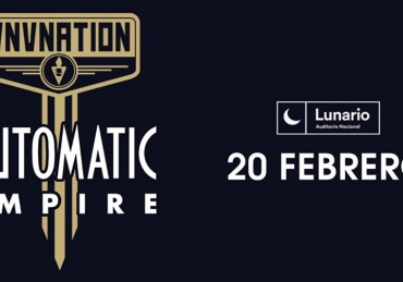 "VNV Nation: ""Automatic Empire Show"" • Lunario • CDMX"