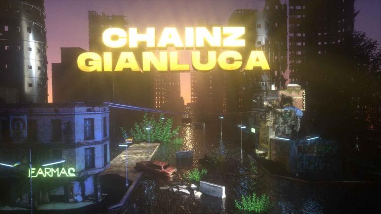 """Gianluca estrena """"Chainz"""" acompañado por el reconocido productor Jaegen"""