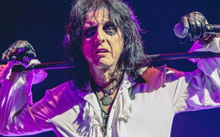 """Alice Cooper lanza su nuevo single """"Don't Give Up"""""""