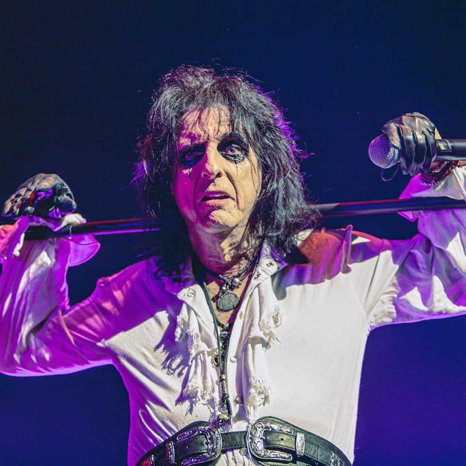 Alice Cooper lanza su nuevo single «Don't Give Up»