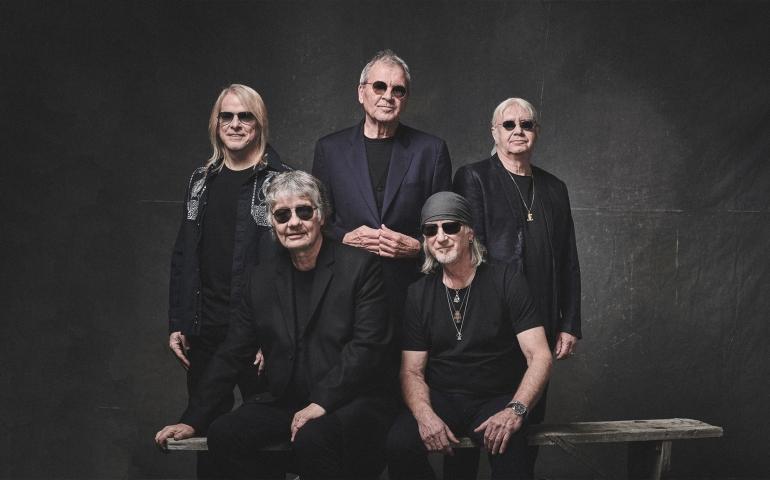 Deep Purple leyendas del rock británico presentan nueva rola