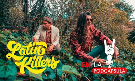 Latin Killers presentan el álbum «Viajeros del Tiempo»