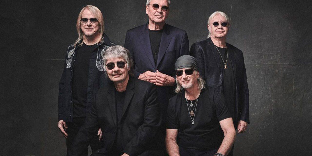 Deep Purple lanza discazo titulado «Whoosh!» y es el número 21 de su repertorio