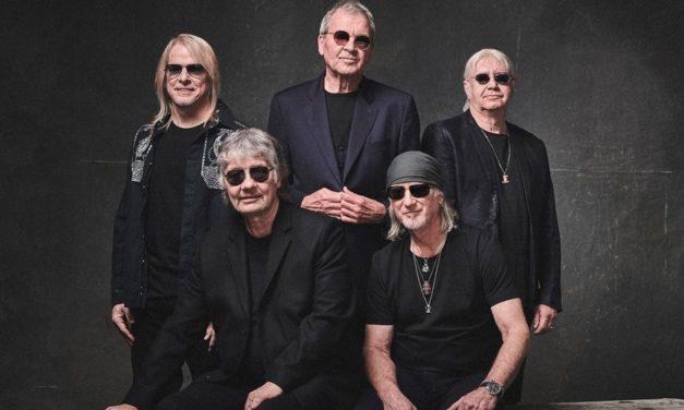 """Deep Purple lanza discazo titulado """"Whoosh!"""" y es el número 21 de su repertorio"""