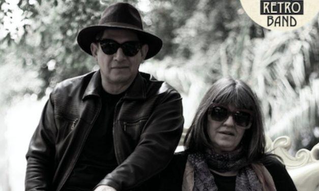 Oz de León y Cecilia García rinden tributo a grandes íconos del rock con Retro Band Collection