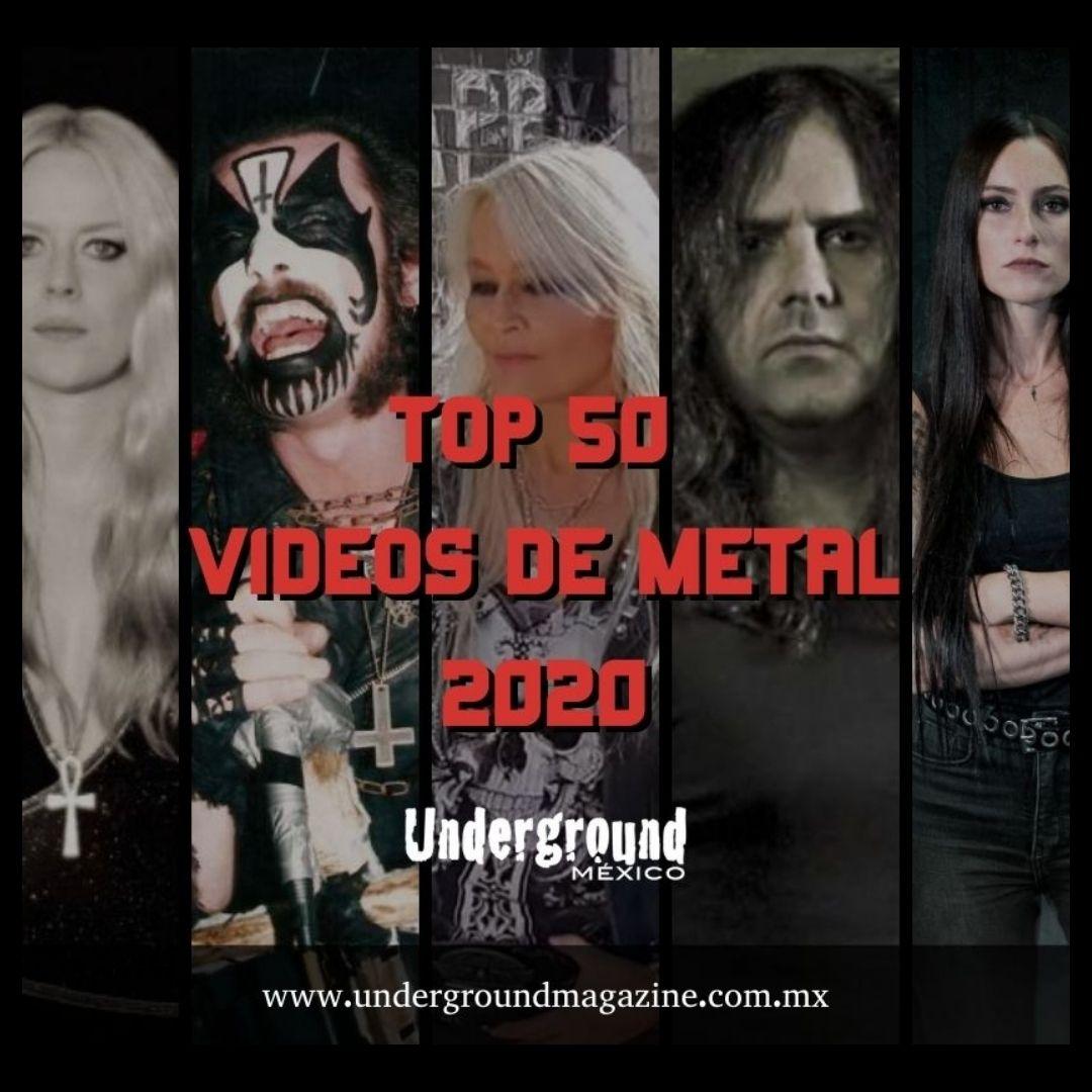 TOP VIDEOS METAL 2020