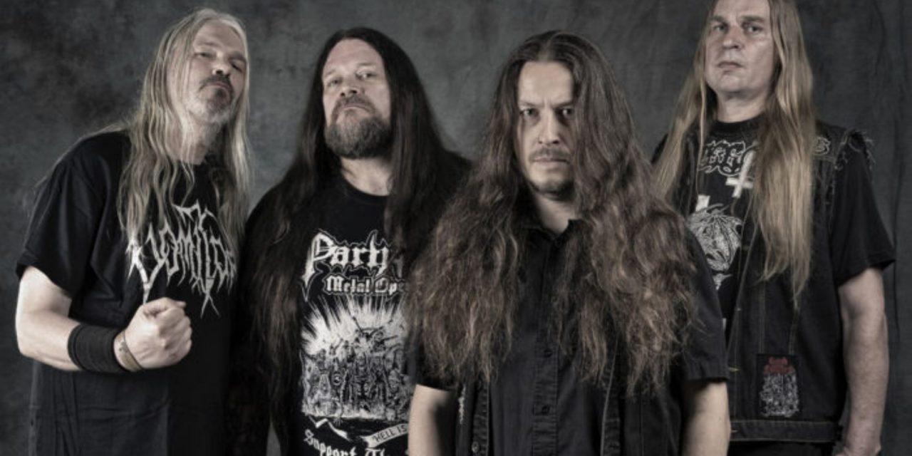 Asphyx inicia el año con el sencillo «The Nameless Elite»