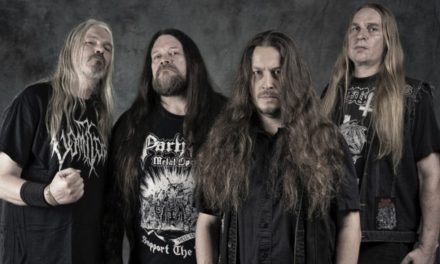 Asphyx inicia el año con el sencillo «The Nameless Elite»