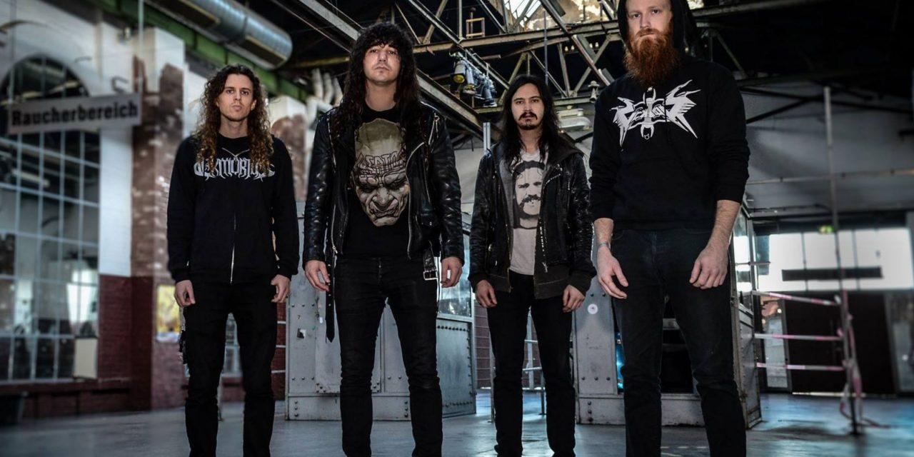 Los thrashers estadounidenses Vektor se unen al México Metal Fest VI