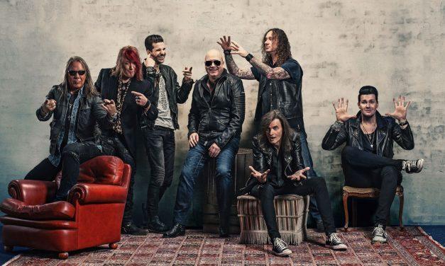 Helloween anuncia nombre y fecha de lanzamiento de nuevo disco